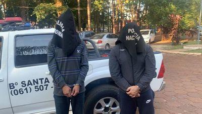 Imputan a dos hombres que citaron a un vendedor a través de Facebook para robarle
