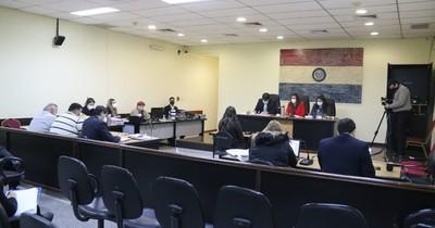 La Nación / Testigos confirman que ingresos de OGD y su hijo son lícitos