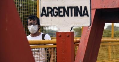 La Nación / Ingreso excepcional de paraguayos a Argentina ya es un hecho