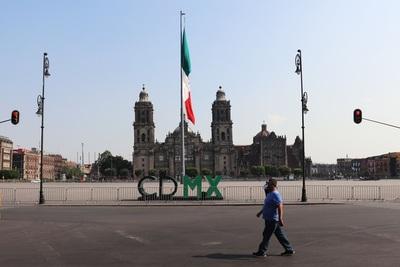 Fitch ratifica la calificación de México en BBB- con perspectiva estable
