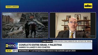 """OEA califica a Hamás como una """"organización terrorista"""""""