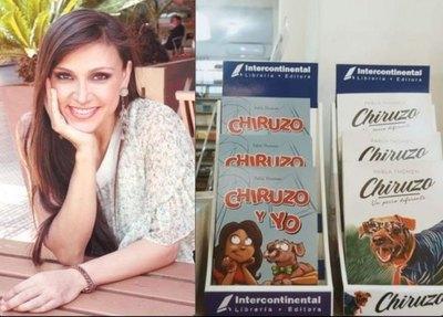"Crónica / Pabla Thomen lanzó su libro infantil sobre ""Chiruzo"""
