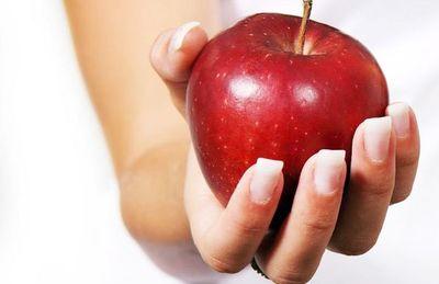 Nuestra piel es el reflejo de lo que comemos
