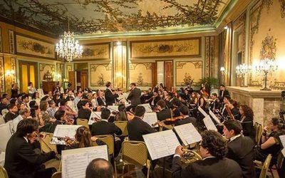 """Jeroky"": segundo concierto de la OSIC  rinde homenaje a Nicolás Pérez González"