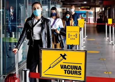 """Turismo de vacunas, """"oxígeno"""" para las agencias de viaje"""