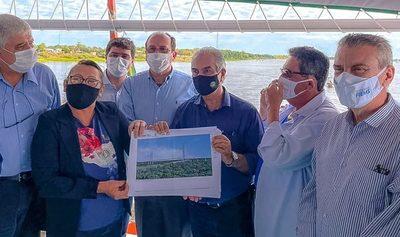 Director de Itaipú ratifica voluntad de Paraguay de construir el Puente Bioceánico con el Brasil – Diario TNPRESS