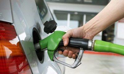Combustibles suben desde hoy Gs. 400