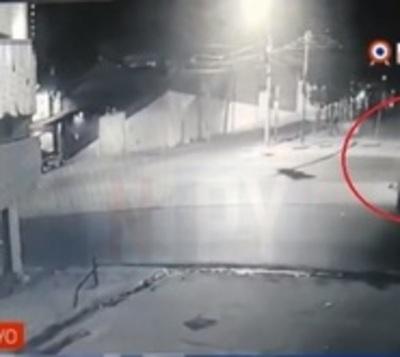 Revelan imágenes del accidente fatal en Fernando de la Mora