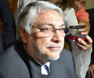 """Lugo: """"El FG tiene 15 votos para la presidencia del Senado pero es insuficiente"""""""