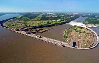 Esperan aprobación de Brasil para hacer operación que garantizará navegabilidad sobre el Paraná