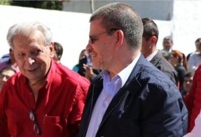 Senador Barrios propone a 'Calé' Galaverna como presidente del Congreso