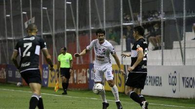 Cristian Riveros destaca las virtudes de Carlos Arrúa