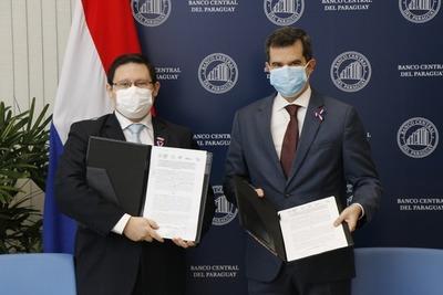 Tributación y Banco Central coordinarán acciones para fortalecer la transparencia