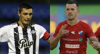 'Tacuara' y 'Leo', cabeza a cabeza por ser el goleador del Apertura