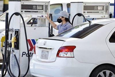 Petropar informa que no alzará el precio de combustibles, por ahora