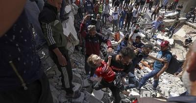 La Nación / La ofensiva diplomática se intensifica en busca de una tregua en Gaza