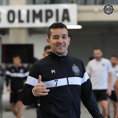 """Néstor Camacho: """"Estoy eternamente agradecido con el Olimpia"""""""