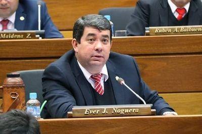 Declaran persona no grata al diputado Ever Noguera en Guairá