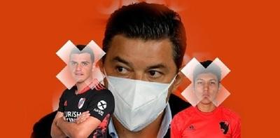 Conmebol se mantiene firme y River Plate improvisará arquero