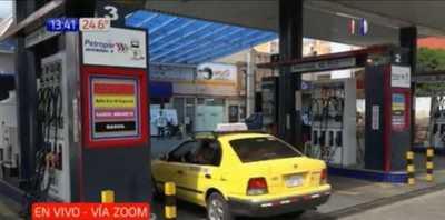 Petropar: Precios de combustibles se mantendrán, por el momento
