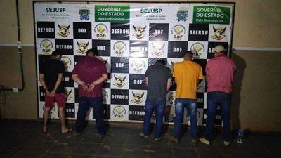 Policías brasileños habrían ingresado al país de forma ilegal para capturar a paraguayos
