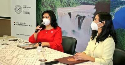 La Nación / Turismo sostenible será fortalecido tras el acuerdo entre Senatur y PNUD