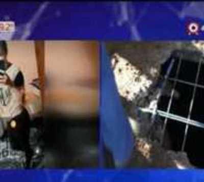 Búsqueda de Dahiana: No se encontró nada en excavaciones
