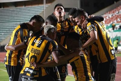 The Strongest frena a Santos