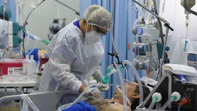 Covid-19: Salud reporta nuevo récord de muertes con 110 víctimas