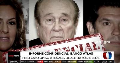 Auditoría revela modus operandi del banco de los Zuccolillo para lavar dinero de Leoz