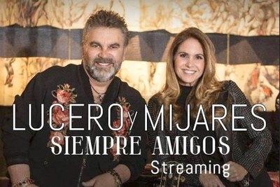 Crónica / Lucero y Mijares cantarán juntos después de 10 años