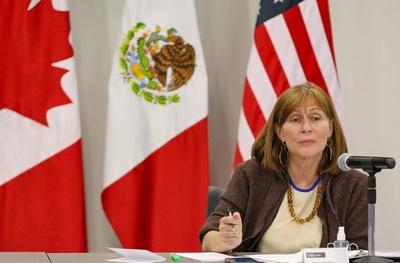 """México reconoce """"preocupaciones"""" de EEUU sobre energía en reunión del T-MEC"""