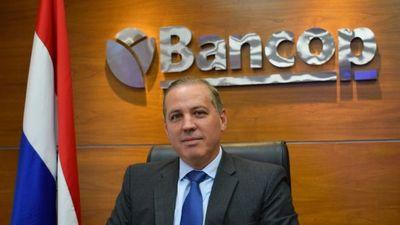 Bancop, reconocido internacionalmente