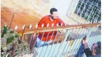 Horas de terror: raptó a su exnovia y a dos bebecitos