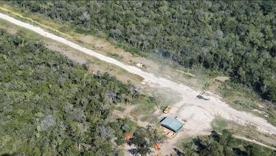 Siguen operativos en base narco del Chaco