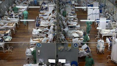 Científicos de Brasil advierten sobre una tercera ola letal a partir de junio