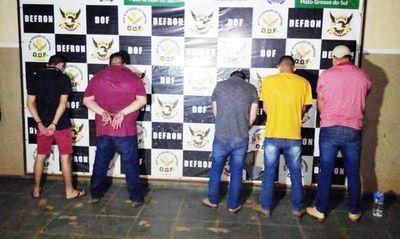 Denuncian supuesto ingreso ilegal de policías brasileños a nuestro territorio