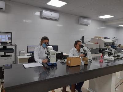 Cordillera:Laboratorio recibió certificado de habilitación para hacer pruebas de Biología Molecular