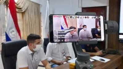 Wiens transmitirá en vivo reunión de su gabinete