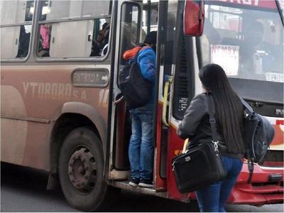 Pasajeros denuncian aglomeración y nulo control de protocolos en buses – Prensa 5
