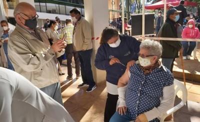 Kunzle afirma que cuentan con las dosis necesarias para el Alto Paraná