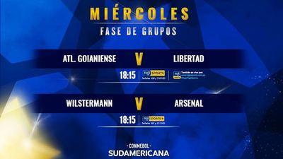 Wilstermann y Arsenal buscan posicionarse arriba