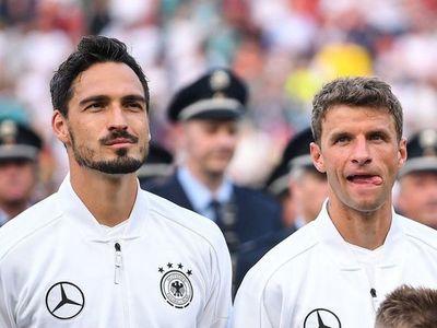 Müller y Hummels retornan a la selección de Alemania para le Eurocopa