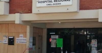 La Nación / Tras quedar sin dosis, vacunación en Coronel Oviedo continuará este jueves