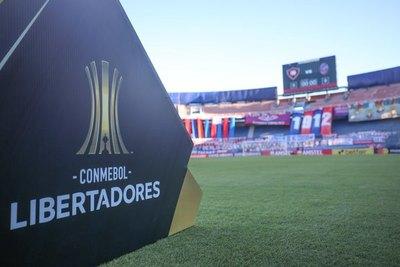 El General Pablo Rojas cumple su partido 60 por Copa Libertadores