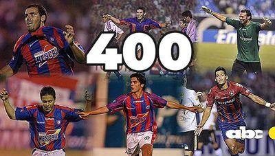 Cerro Porteño y el partido 400 en torneos internacionales