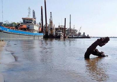 Bajante del río Paraná: barcazas llegan con dificultad y costos elevados – Prensa 5