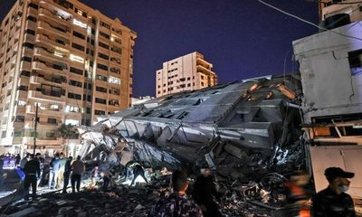 Netanyahu asegura no tener plazo previsto para acabar operación en Gaza