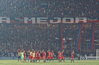 La noche de un Ciclón: remontada, tres goles en seis minutos y 4-1 al Atlético Mineiro en el primer tiempo