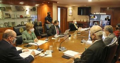 La Nación / Pleno de la Corte decidió que jueces sigan trabajando en cuadrilla